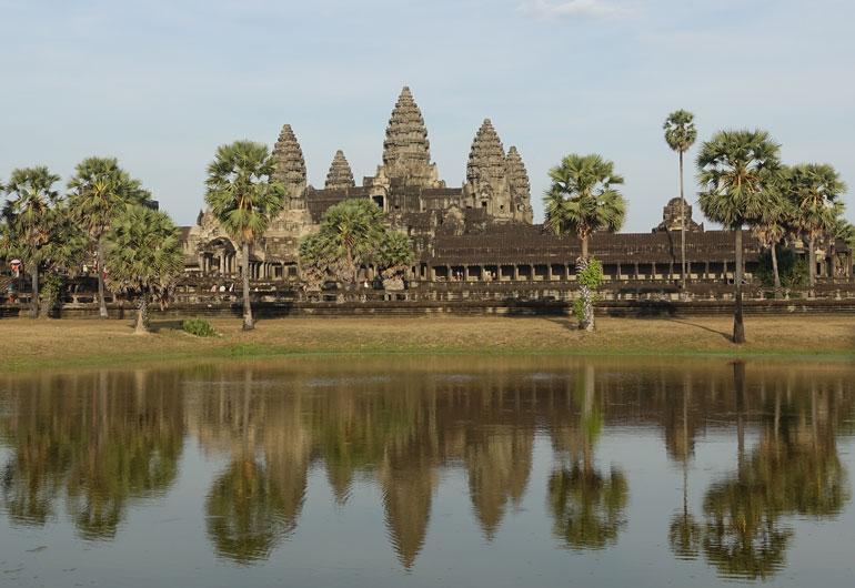 Angkor Wat - Die Stadt der Götter
