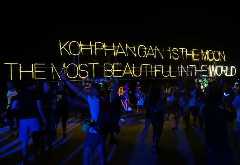 Koh Phangan - Die Party-Insel Thailands