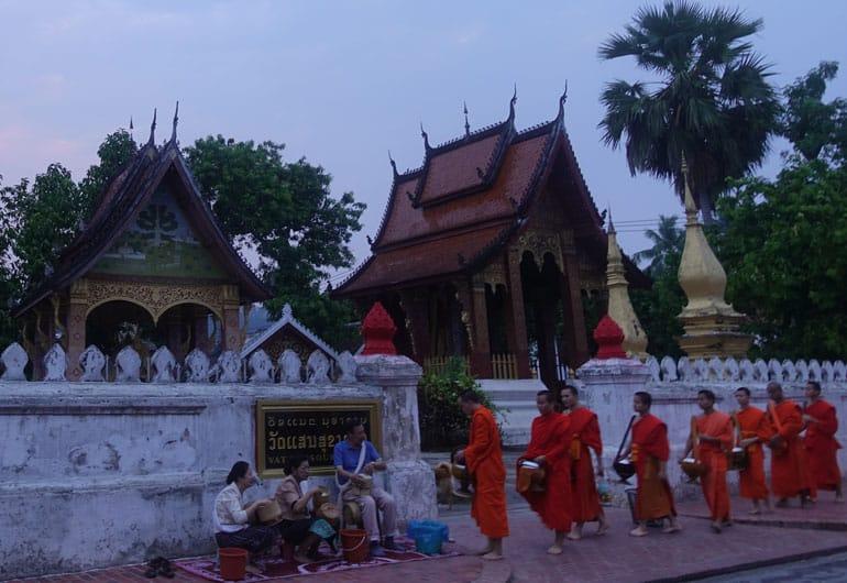 Luang Prabang - die schönste Stadt Laos