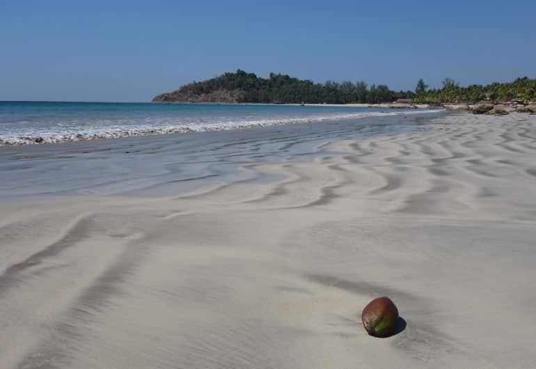 Ngapali Beach - Traumstrand in Südostasien