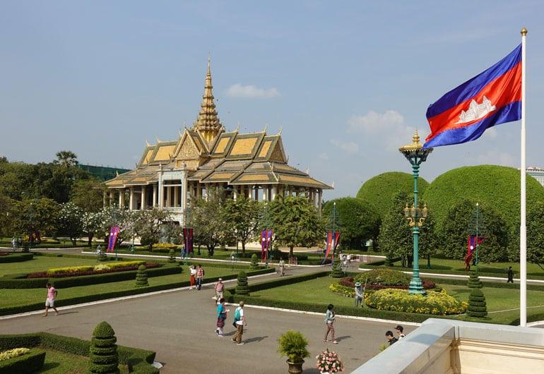 Phnom Penh - Die Perle Südostasiens?