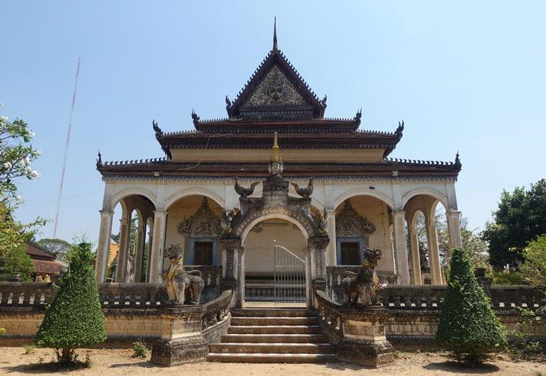 Siem Reap - Das Tor zu Angkor Wat