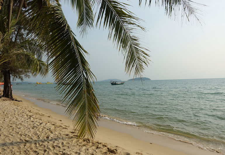 Sihanoukville - Der angesagteste Strandort Kambodschas?