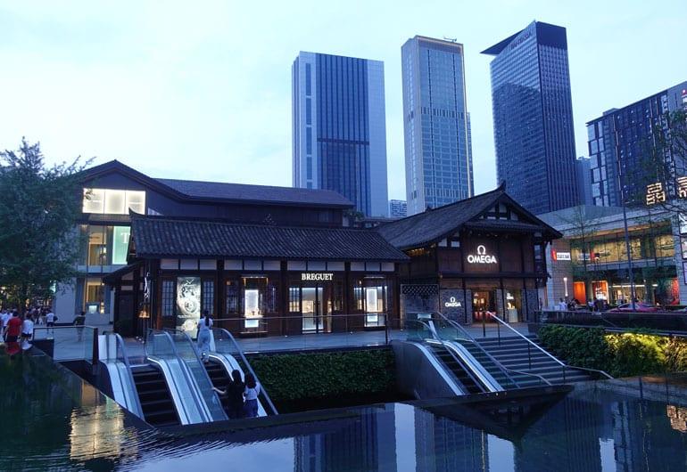 Chengdu - Stadt der Moderne im Herzen Chinas