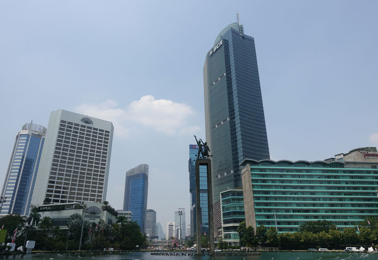 Die besten Sehenswürdigkeiten von Jakarta