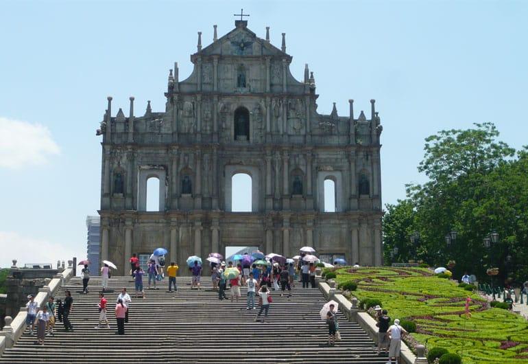 Macau - viel mehr als nur das Las Vegas von Asien