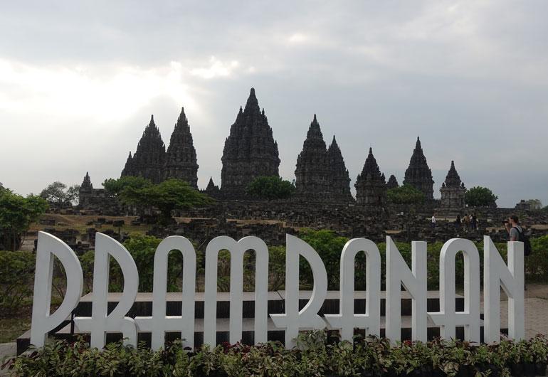Prambanan - Die größte hinduistische Tempelanlage Indonesiens