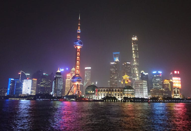 Shanghai - Der glänzende Diamant Chinas