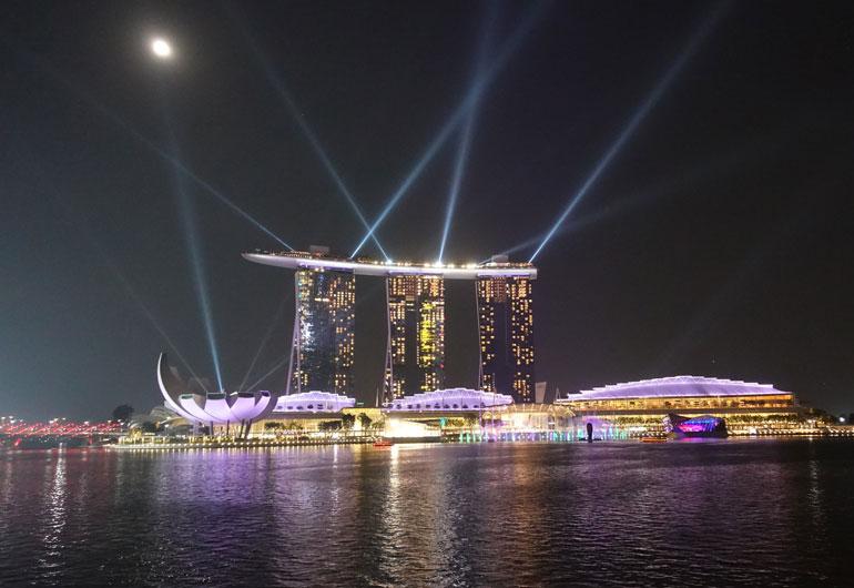 Singapur – eine der schönsten Städte der Welt