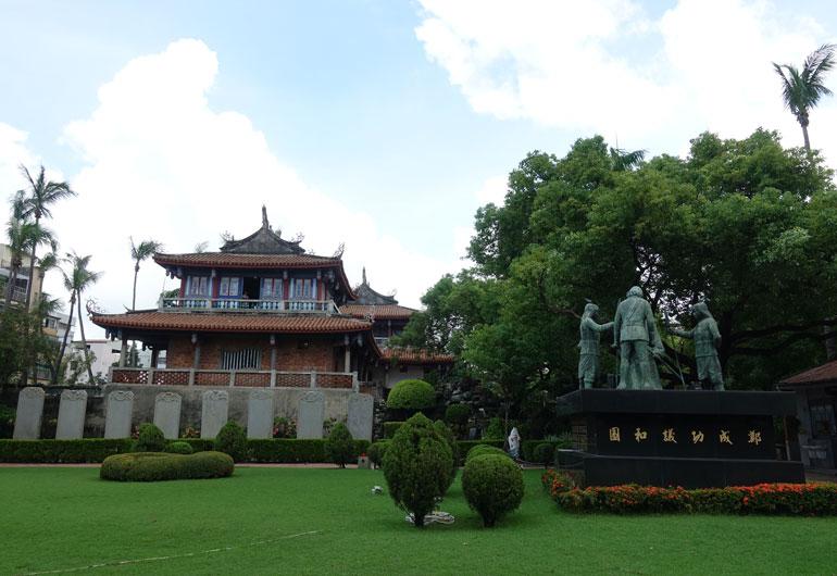 Tainan und seine Sehenswürdigkeiten - Das kulturelle Erbe von Taiwan