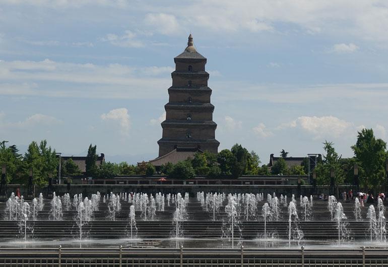 Xian - Die Sehenswürdigkeiten der alten Kaiserstadt Chinas